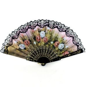 Are you Hot? Here is a Hand Fan. Quiet Model.